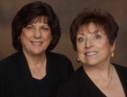 Cassandra Gronke and Linda Vyborny